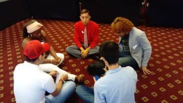 #Ecuador La Asociación Silueta X trabaja en taller de VIH con UNFPA-Diario El Diverso Ecuador 6