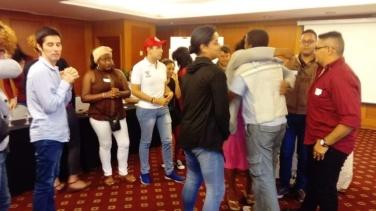 #Ecuador La Asociación Silueta X trabaja en taller de VIH con UNFPA-Diario El Diverso Ecuador 7