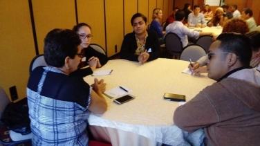 #Ecuador La Asociación Silueta X trabaja en taller de VIH con UNFPA-Diario El Diverso Ecuador 9