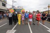 #Ecuador LGBT participaron de los 105 año de la Ciudad de Milagro-Diario El Diverso Ecuador 8