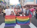 #Ecuador LGBT participaron de los 105 año de la Ciudad de Milagro-Diario El Diverso Ecuador 9