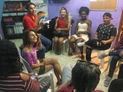 #Ecuador Silueta X imparte taller para reaccionar ante el abuso de poder en parejas-Diario El Diverso Ecuador 3