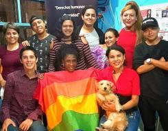 #Ecuador Silueta X imparte taller para reaccionar ante el abuso de poder en parejas-Diario El Diverso Ecuador 4