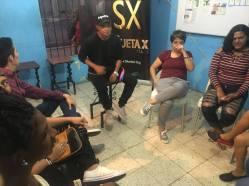 #Ecuador Silueta X imparte taller para reaccionar ante el abuso de poder en parejas-Diario El Diverso Ecuador 6