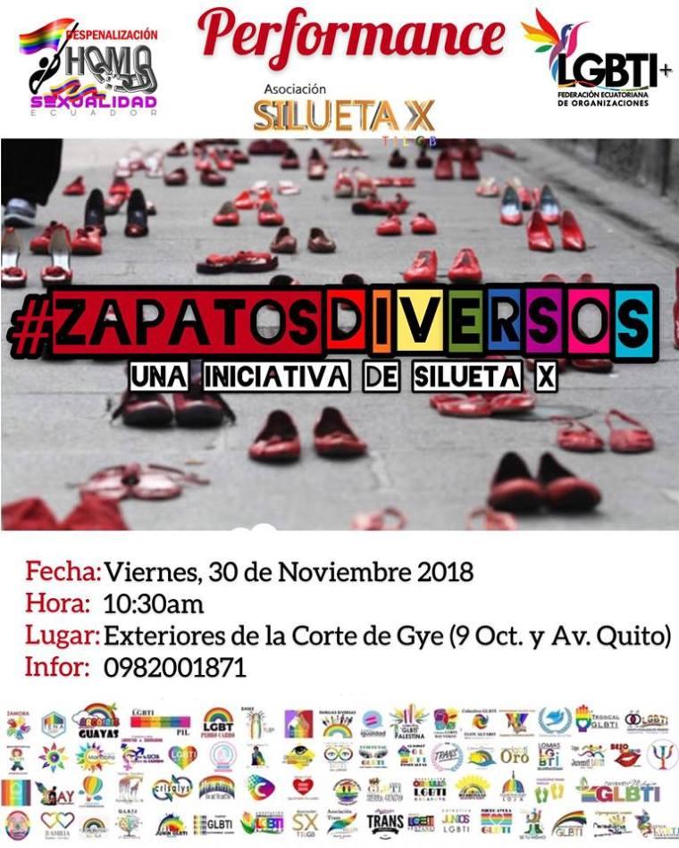 21 años de la despenalizacion de la homosexualidad- Asociacion silueta x- Federacion ecuatoriana de organizaciones lgbt- Plataforma Revolucion Trans.jpg