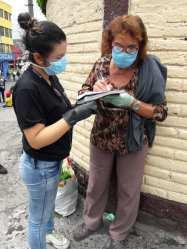 Donación de canastas y alimentos por parte de la Asociación Silueta X, centro Pisco Trans y La Camara LGBT de Comercio Ecuador - Covid19 - Apoyo Prefectura de Pichincha (11)