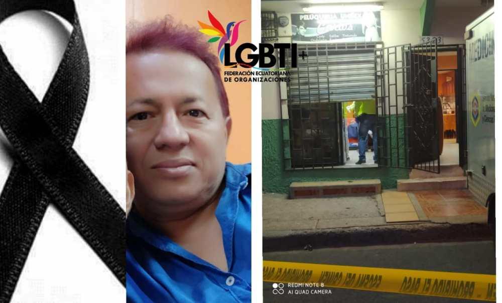 Asesinan a aparente persona Trans o de género no conforme en Guayaquil con patadas en el rostro y degollamiento - Asociación Silueta X - federación Ecuatoriana de organizaciones LGBTI