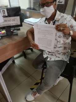 Presentación - ACCIÓN DE PROTECCIÓN CONTRA EL CONSEJO PARA LA IGUALDAD DE GÉNERO PARA LA CONFORMACIÓN DEL CONSEJO CONSULTIVO LGBTI - Asociación Silueta X Ecuador (2)