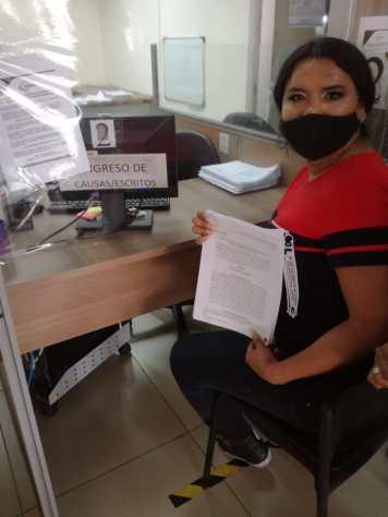 Presentación - ACCIÓN DE PROTECCIÓN CONTRA EL CONSEJO PARA LA IGUALDAD DE GÉNERO PARA LA CONFORMACIÓN DEL CONSEJO CONSULTIVO LGBTI - Asociación Silueta X Ecuador - Diane Rodriguez